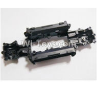 HBX 2128 Wildrider Parts-Chassis,Bottom frame Parts-25000R,HaiBoXing HBX 2128 RC Car Parts 1/24