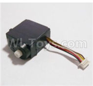 HBX 2138 Fire Runner Parts-5-Wire Steering Servo (9g) Parts-,HaiBoXing HBX 2138 RC Car Parts 1/24