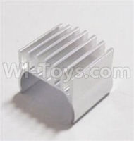 HBX 2138 Fire Runner Aluminum Motor Heat Sink 24605,HaiBoXing HBX 2138 RC Car Parts 1/24