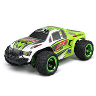 JJRC Q35 RC cars,1/26 1:26 Truck Monsters Off-road Vehicle RC car RTR Kids toys cars,4WD Rock Crawler-Green Color JJRC-Car-All