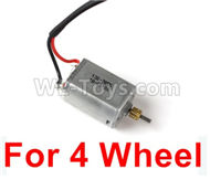 JJRC Q60 4 Wheel Drive Motor Parts(1pcs)-Can only be used For 4 Wheel car,JJRC Q60 Parts,JJRC Q60 Upgrade parts