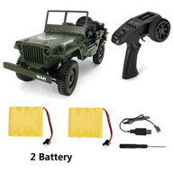 JJRC Q65 willys jeep,JJRC Q65 RC Car,RC monster Truck Parts,JJRC Q65 2.4g 1/10 RC Truck-JJRC-Car-All