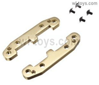 JLB Cheetah Metal Arm Holder,Arm code plate(2pcs) Parts-EA1005,JLB Cheetah Parts,JLB cheetah 1/10 21101 RC Car Parts,JLB Racing Cheetah parts,JLB Racing 21101 parts