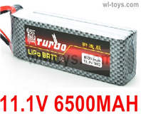 JLB Racing J3 Speed Parts-Upgrade 11.1V 6500MAH Battery(1pcs)-3S Battery,JLB J3 Speed Parts