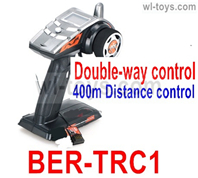 JLB Racing J3 Speed Parts-0BER-TRC1 Transmitter with Receiver board(Double-Way control,400m distance control),JLB J3 Speed Parts