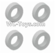 PXtoys 9302 Spare parts P88020 Ball bearing(4pcs)-6X10X3mm,PXtoys 9302 RC Car Parts,PXtoys 9302 RC Truck Spare parts Accessories,1:18 4WD High Speed Buggy Parts