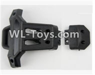 PXtoys 9302 Spare parts-16 9300 9302 Front and Rear protect frame(Can only be used for 9300 9302 Car),PXtoys 9302 RC Car Parts,PXtoys 9302 RC Truck Spare parts Accessories,1:18 4WD High Speed Buggy Parts