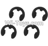 REMO HOBBY 1072 Parts-43 M5318 E-type ring B(4pcs),REMO HOBBY 1072 Rc Car Spare Parts Replacement Accessories,1072 1:10 Scale BRUSHED ROCK CRAWLER Parts rc Climbing car Parts,Truck Car Parts