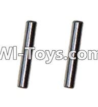 REMO HOBBY 1072 Parts-49 M5327 Shaft pin(2pcs)-2.5x16mm,REMO HOBBY 1072 Rc Car Spare Parts Replacement Accessories,1072 1:10 Scale BRUSHED ROCK CRAWLER Parts rc Climbing car Parts,Truck Car Parts