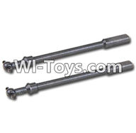 REMO HOBBY 1072 Parts-51 M5329 Drive twisted shaft A(2PCS),REMO HOBBY 1072 Rc Car Spare Parts Replacement Accessories,1072 1:10 Scale BRUSHED ROCK CRAWLER Parts rc Climbing car Parts,Truck Car Parts