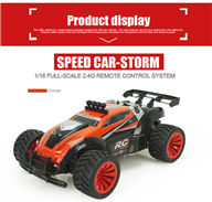 Subotech BG1505 rc car,Subotech BG1505 High speed 1/16 1:16 Full-scale rc racing car,2.4G 4WD Rock Crawler RC Car-Orange Subotech-Car-All