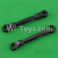 SuBotech BG1507 Car Parts-S15060603 Rear Pull Rod(2pcs),Subotech BG1507 RC Car Spare parts Accessories,1:12 4WD BG1507 RC Racing Car parts,High Speed Drifting Buggy Parts