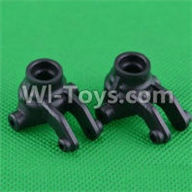 SuBotech BG1507 Car Parts-S15061101 Steering block, universal joint(2pcs),Subotech BG1507 RC Car Spare parts Accessories,1:12 4WD BG1507 RC Racing Car parts,High Speed Drifting Buggy Parts