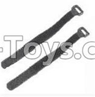 SuBotech BG1507 Car Parts-Battery straps(2pcs),Subotech BG1507 RC Car Spare parts Accessories,1:12 4WD BG1507 RC Racing Car parts,High Speed Drifting Buggy Parts