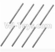 SuBotech BG1507 Car Parts-WTZ006 Iron shaft(8pcs)-3X54.5,Subotech BG1507 RC Car Spare parts Accessories,1:12 4WD BG1507 RC Racing Car parts,High Speed Drifting Buggy Parts