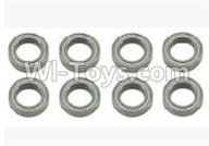 SuBotech BG1507 Car Parts-WZC003 Ball bearing(8pcs)-11X7X3MM,Subotech BG1507 RC Car Spare parts Accessories,1:12 4WD BG1507 RC Racing Car parts,High Speed Drifting Buggy Parts
