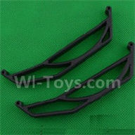 SuBotech BG1508 Parts-S15060203 Chassis side bar(2pcs),Subotech BG1508 RC Car Spare parts Accessories,1:12 4WD BG1508 RC Racing Car parts,High Speed Drifting Buggy Parts