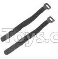 SuBotech BG1508 Parts-Battery straps(2pcs),Subotech BG1508 RC Car Spare parts Accessories,1:12 4WD BG1508 RC Racing Car parts,High Speed Drifting Buggy Parts