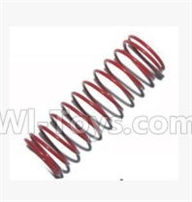 SuBotech BG1508 Parts-WTH001 Anti-Shock pressure spring,Subotech BG1508 RC Car Spare parts Accessories,1:12 4WD BG1508 RC Racing Car parts,High Speed Drifting Buggy Parts