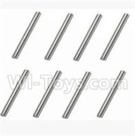 SuBotech BG1508 Parts-WTZ005 Iron shaft(8pcs)-4X35,Subotech BG1508 RC Car Spare parts Accessories,1:12 4WD BG1508 RC Racing Car parts,High Speed Drifting Buggy Parts