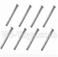 SuBotech BG1508 Parts-WTD001 Axis nail(8pcs)-3X41.5,Subotech BG1508 RC Car Spare parts Accessories,1:12 4WD BG1508 RC Racing Car parts,High Speed Drifting Buggy Parts