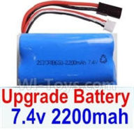SuBotech BG1509 Parts-Upgrade 7.4V 2200mah 15C Battery(1pcs),Subotech BG1509 RC Car Spare parts Accessories,1:12 4WD BG1509 RC Racing Car parts,High Speed Drifting Buggy Parts