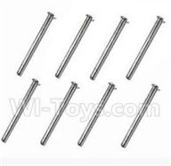 SuBotech BG1509 Parts-WTD001 Axis nail(8pcs)-3X41.5,Subotech BG1509 RC Car Spare parts Accessories,1:12 4WD BG1509 RC Racing Car parts,High Speed Drifting Buggy Parts