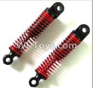 Subotech BG1510B Parts-CJ0012 Rear Shock Absorber(2pcs),Subotech BG1510B RC Car Spare parts Accessories,1:24 4WD BG1510B RC Racing Car parts,High Speed Drifting Buggy Parts