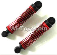 Subotech BG1510B Parts-CJ0013 Front Shock Absorber(2pcs),Subotech BG1510B RC Car Spare parts Accessories,1:24 4WD BG1510B RC Racing Car parts,High Speed Drifting Buggy Parts