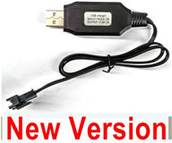 Subotech BG1510C spare Parts-USB Charger,Can only be used for New version battery