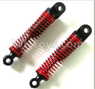 Subotech BG1510D Parts-CJ0012 Rear Shock Absorber(2pcs),Subotech BG1510D RC Car Spare parts Accessories,1:24 4WD BG1510D RC Racing Car parts,High Speed Drifting Buggy Parts