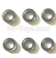 Subotech BG1510D Parts-WTC002 Bearing(6pcs)-5X9X3mm,Subotech BG1510D RC Car Spare parts Accessories,1:24 4WD BG1510D RC Racing Car parts,High Speed Drifting Buggy Parts