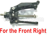 Subotech BG1521 Parts-Front Right swing arm assembly-CJ0049