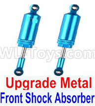 Subotech BG1521 Parts-Upgrade Metal Front Shock Absorber(2pcs)