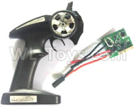 Subotech BG1521 Parts-CJ0038 Transmitter+Receiver board