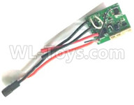 Subotech BG1521 Parts-Receiver board,Circuit board-CJ0039