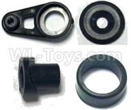 Subotech BG1521 Parts-Rudder swing arm + clutch fixture + steering gear + lock cap-S15201605/06/07+S15201701