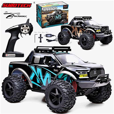 Subotech BG1525 WARRIOR 1/10 RC Car,Subotech 1/10 2.4G 4WD 22km/h High Speed Racing Climbing Electric Proportional Control RC Car Buggy