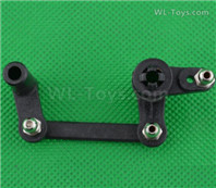 Subotech BG1525 Parts-Steering Assembly. S15061503+1506+1507+1509+1510.