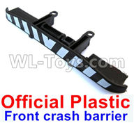 WPL B-24 B24 GAZ-66 Parts-20-01 Front crash barrier-Version 2,WPL B-24 B24 RC Car Parts,WPL GAZ-66 Parts,WPL B24 B-24 RC Military Truck Spare parts Accessories,WPL 4X4 1:16 Off-road Truck Parts
