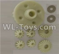 Wltoys 10402 10402.0853 Differential gear set