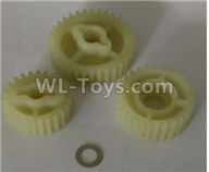Wltoys 10428-2 Parts-10428-2.0328 Transmission gear set.,Wltoys 10428-2 Rc Car Parts,High speed 1:10 Scale 4wd,10428-B2 Electric Power On Road Drift Racing Truck Car Parts