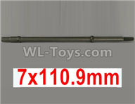 Wltoys 10428-2 Parts-10428-2.0336 Rear drive shaft,Wltoys 10428-2 Rc Car Parts,High speed 1:10 Scale 4wd,10428-B2 Electric Power On Road Drift Racing Truck Car Parts