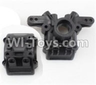 Wltoys 10428-A Parts-Front Gear Box,Wltoys 10428-A Rc Car Parts,High speed 1:10 Scale 4wd,10428-A Electric Power On Road Drift Racing Truck Car Parts