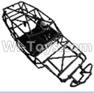 Wltoys 10428-A Parts-K949-A-119 Car shell support frame,Wltoys 10428-A Rc Car Parts,High speed 1:10 Scale 4wd,10428-A Electric Power On Road Drift Racing Truck Car Parts