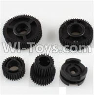 Wltoys 10428-A Parts-The reduction Gear,Wltoys 10428-A Rc Car Parts,High speed 1:10 Scale 4wd,10428-A Electric Power On Road Drift Racing Truck Car Parts