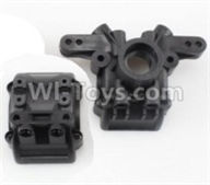 Wltoys 10428-B Parts-Front Gear Box,Wltoys 10428-B Rc Car Parts,High speed 1:10 Scale 4wd,10428-B Electric Power On Road Drift Racing Truck Car Parts
