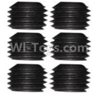 Wltoys 10428-B Parts-A929-86 Jimi screws-M3X5-Black zinc plated(6PCS),Wltoys 10428-B Rc Car Parts,High speed 1:10 Scale 4wd,10428-B Electric Power On Road Drift Racing Truck Car Parts