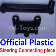 Wltoys 10428-B Parts-Official Plastic Steering connecting piece,Wltoys 10428-B Rc Car Parts,High speed 1:10 Scale 4wd,10428-B Electric Power On Road Drift Racing Truck Car Parts
