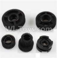 Wltoys 10428-B Parts-The reduction Gear,Wltoys 10428-B Rc Car Parts,High speed 1:10 Scale 4wd,10428-B Electric Power On Road Drift Racing Truck Car Parts